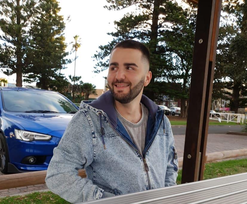 Nick (28), $200, LGBT+, Non-smoker, No pets, and No children