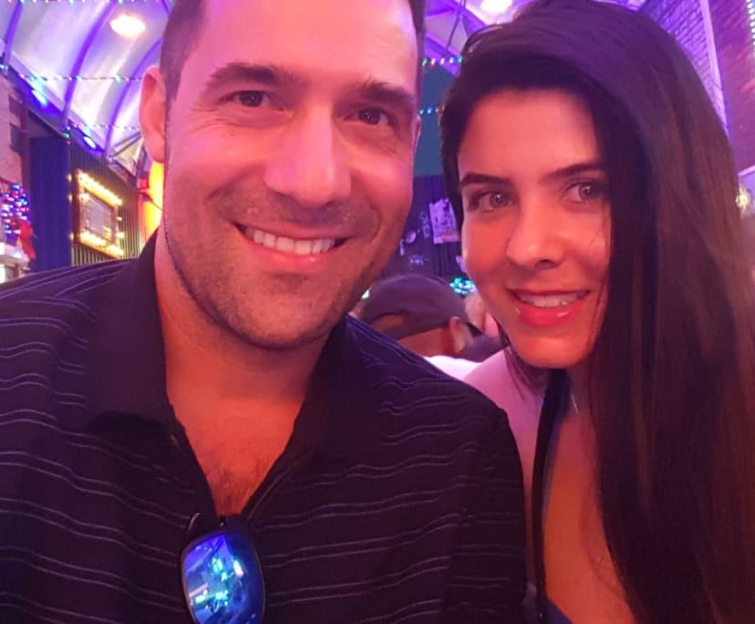 Joao Paulo (41) and Danielle (39), $350, Non-smoker, No pets, and No children