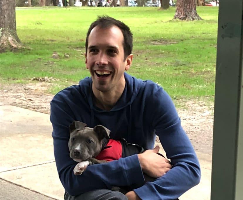 Dominic (34), $350, Non-smoker, No pets, and No children