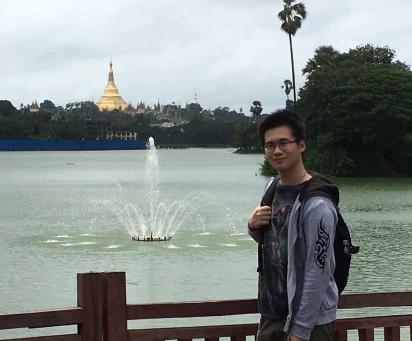 Brandon Lim (26), $265, Non-smoker, No pets, and No children