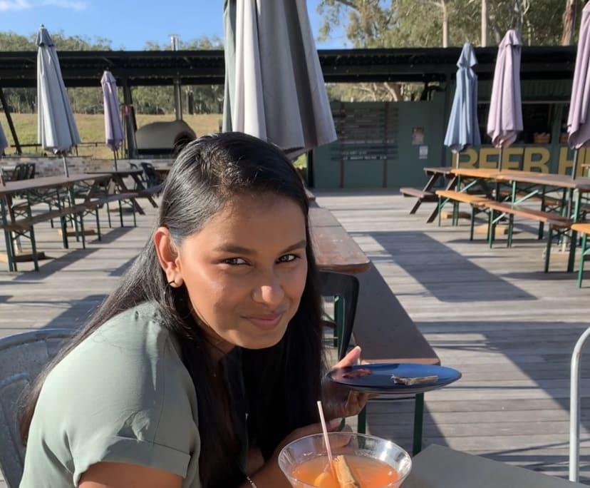 Priya (26), $300,