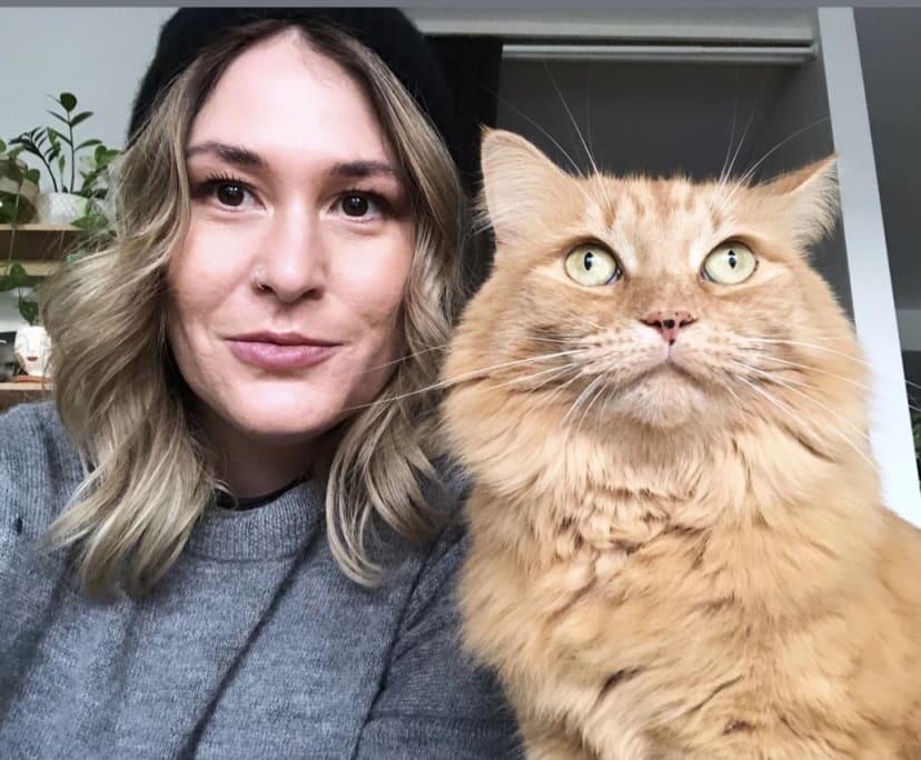 Georgina (34), $380, Non-smoker, Have pets, and No children