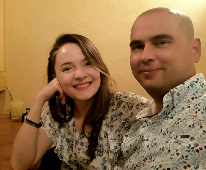 Leydi loaiza (32) and Fredy (34), $190, Non-smoker, No pets, and No children