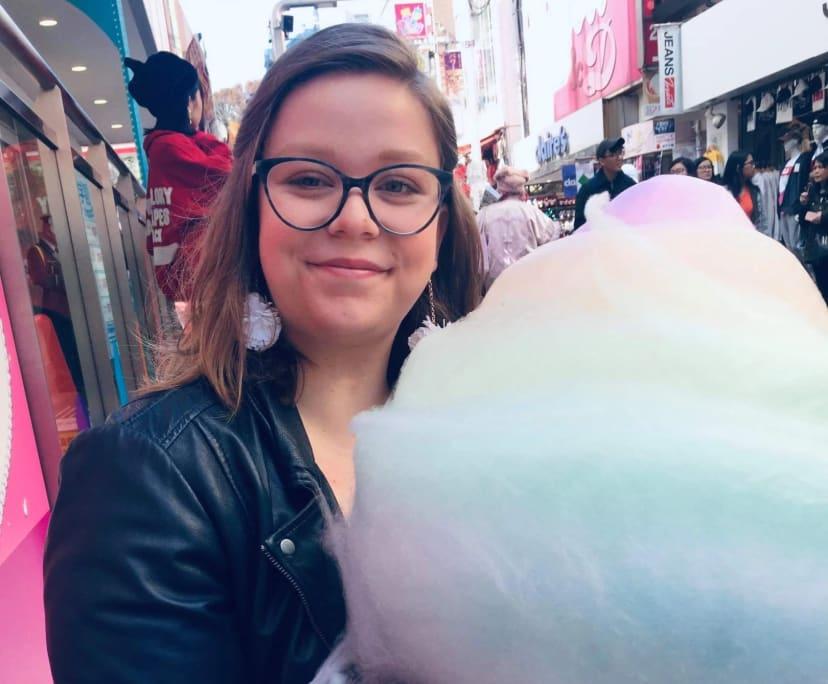 Jasmine (22), $250, Non-smoker, No pets, No children, and LGBT+