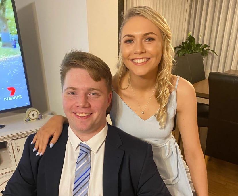 Faith (20) and Alex (19), $320,