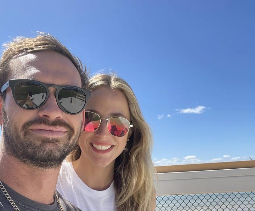 John (31) and Rachel (25), $200,