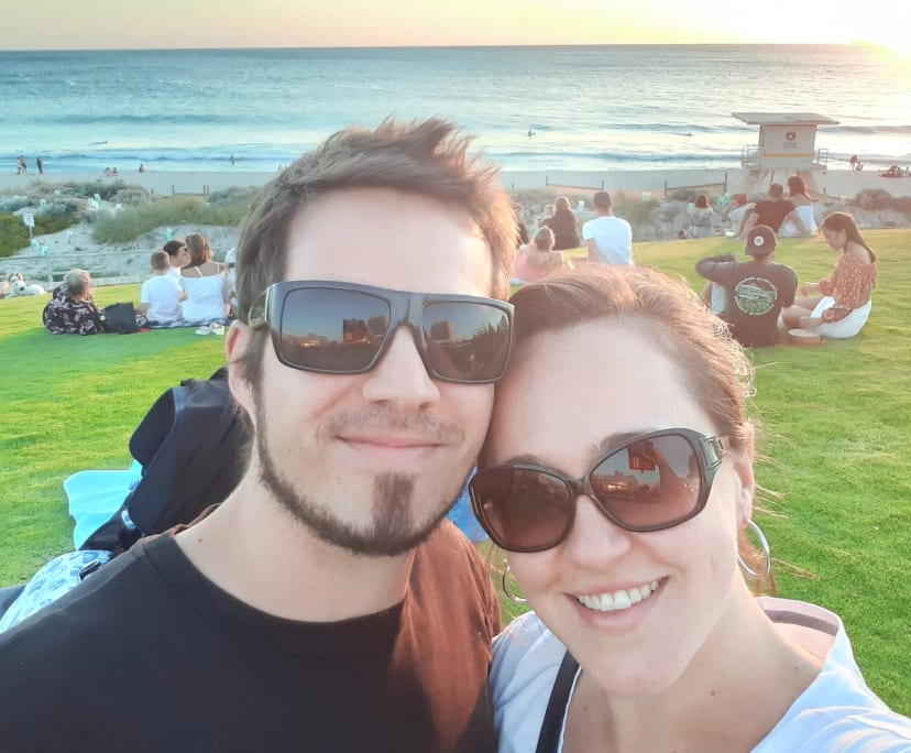 Michelle Lucchese (38) and Mauricio Schneider (38), $350,