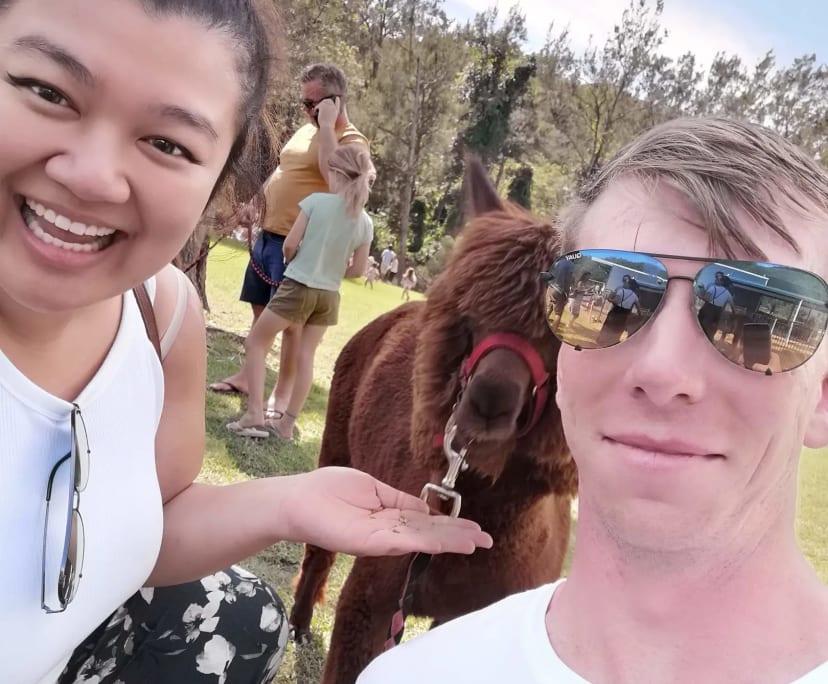 Rory (26) and Syia (24), $500,