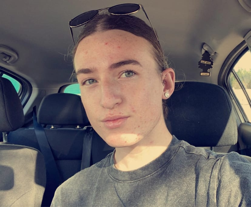Maximus (19), $225, Non-smoker, No pets, No children, and LGBT+