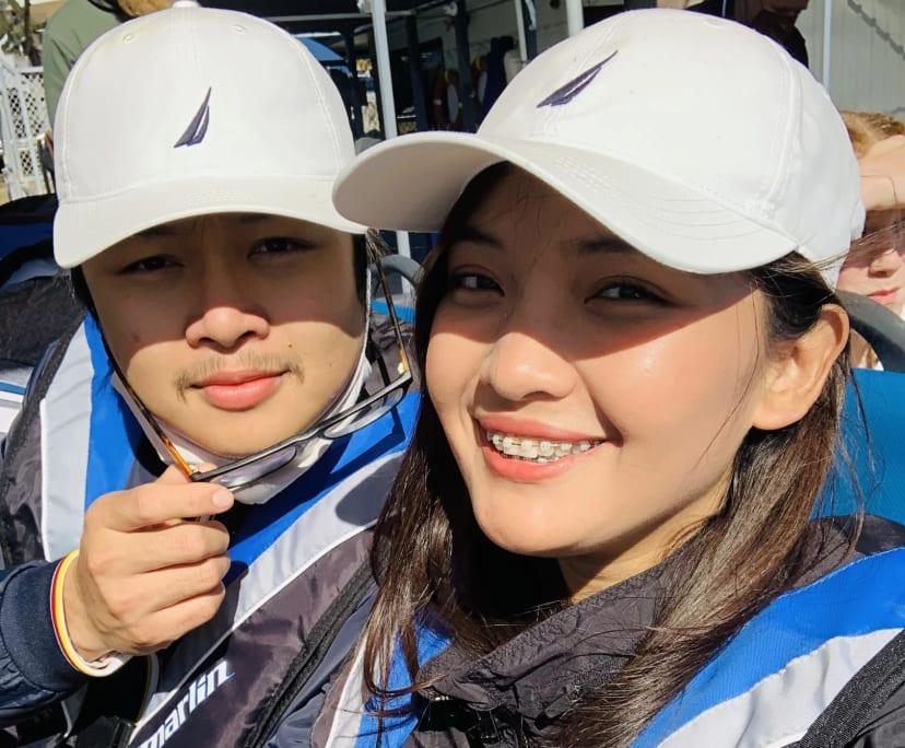 Priscilla M M Hlaing (30) and Kelvin Kaung myat thu (30), $400, Non-smoker, No pets, and No children