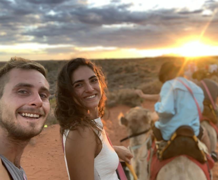 Sam (27) and Julia (29), $300,