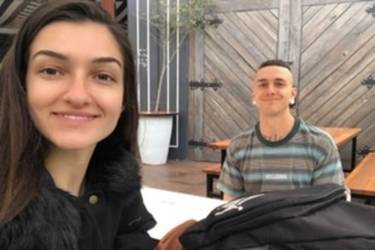 Lucia (20) and Isaac (26), $200, Non-smoker, No pets, and No children