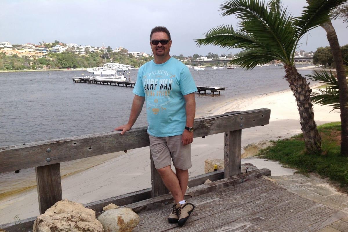 Daniel (53), $200, Non-smoker, No pets, and No children