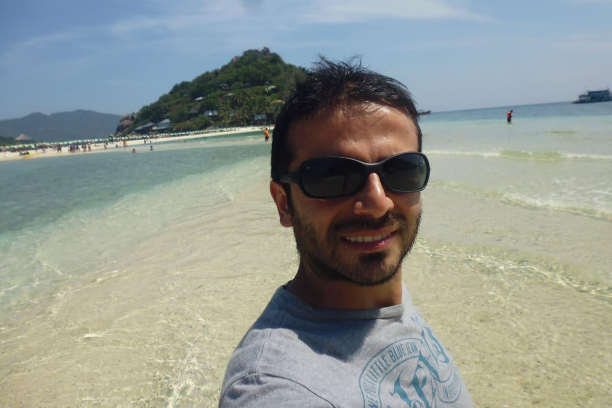 Luis Felipe (36), $180, Non-smoker, No pets, and No children