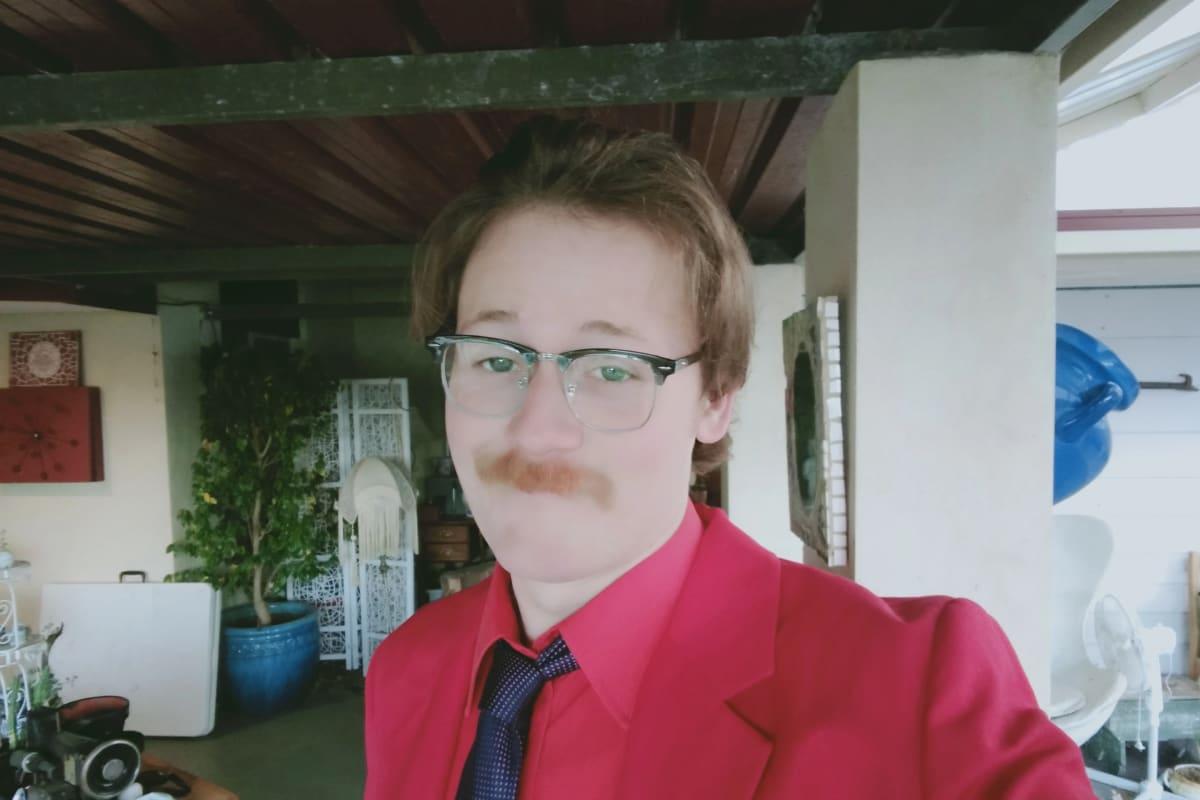 Mr Jacob P McDaid (28), $200,