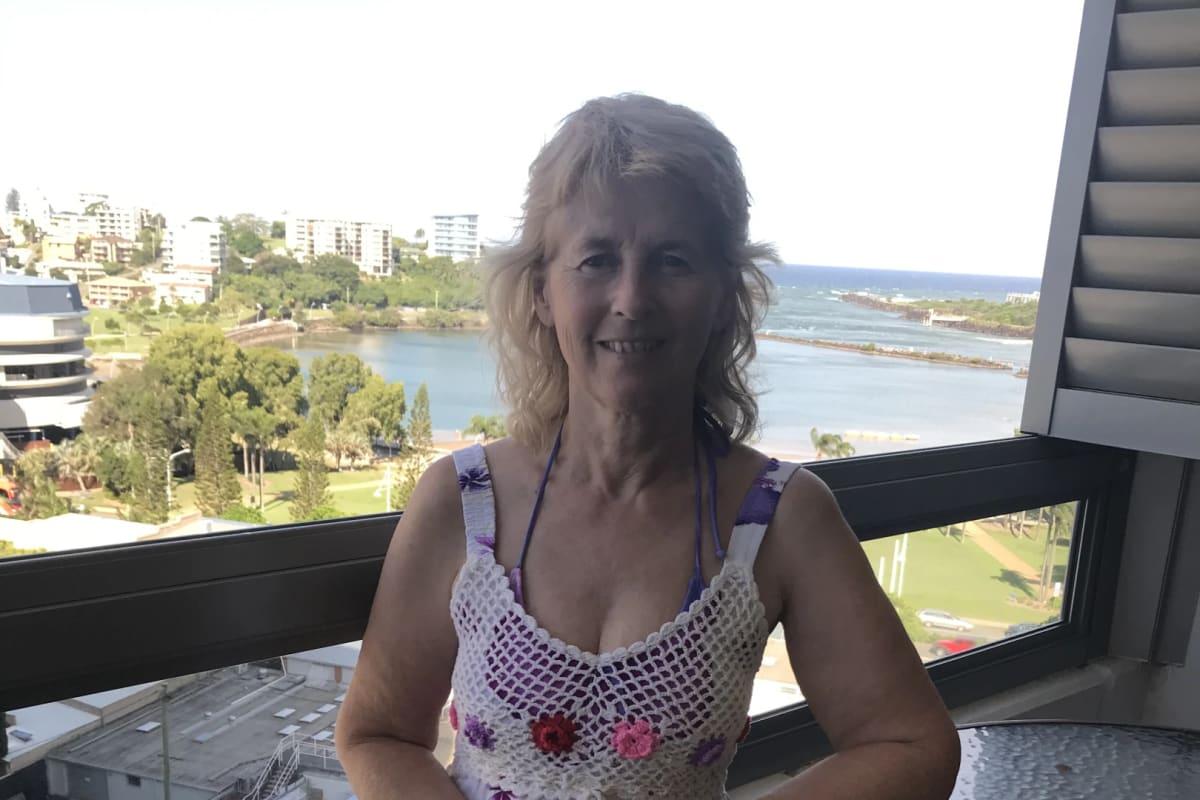 Julie (57), $220,