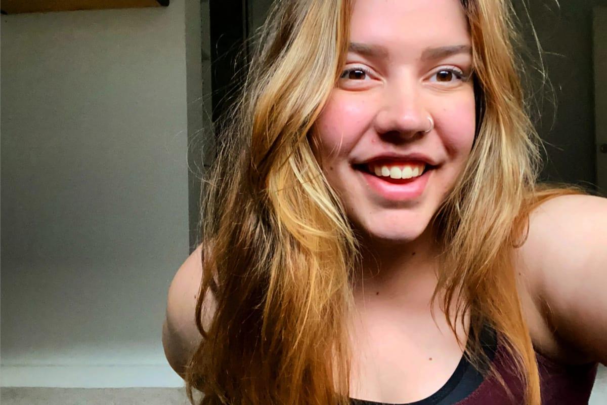 Erin (22), $275, LGBT+, Non-smoker, No pets, and No children