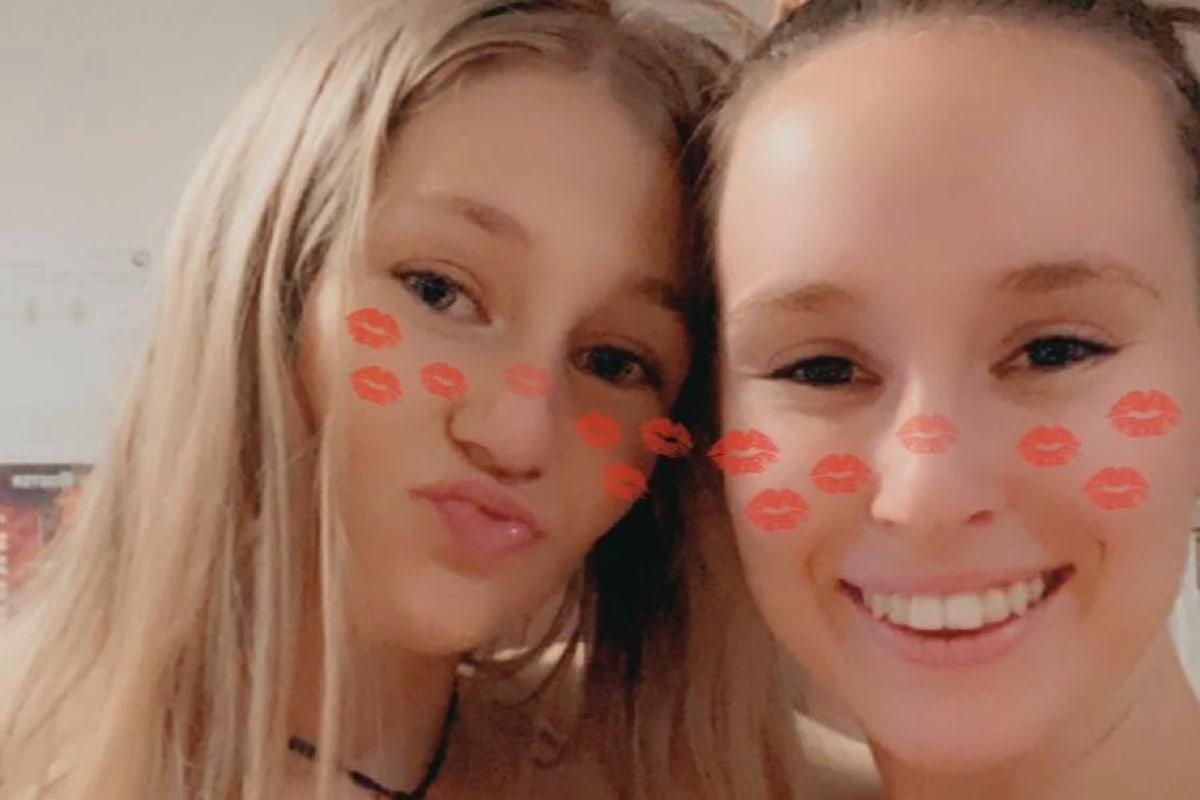 Georgia (19) and Emily (18), $150,