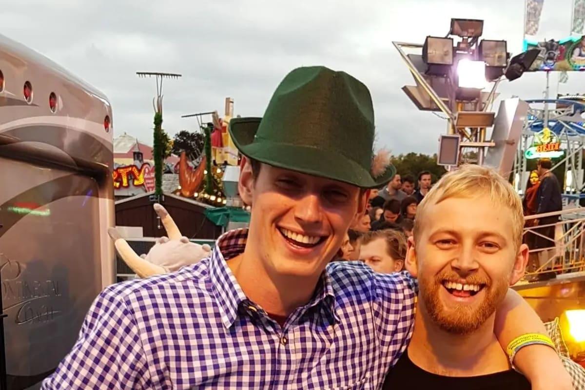 Luke (27) and Rory (27), $300,