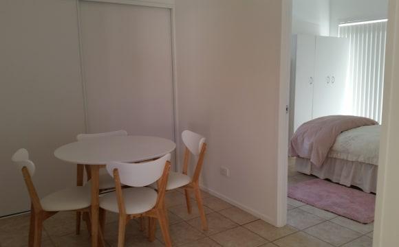 Furnished room granny flat for rent