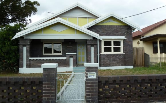 Whole property with 3 rooms for rent