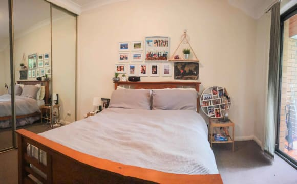 Furnished room with ensuite in a share house