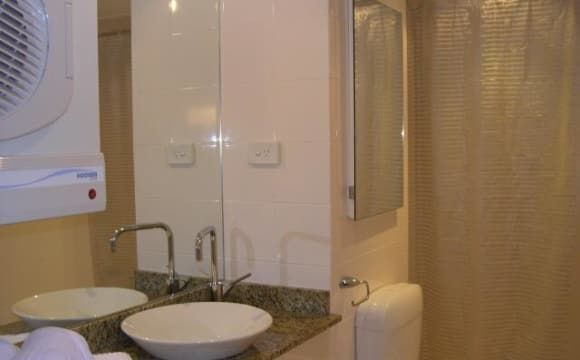 Furnished room with own bathroom