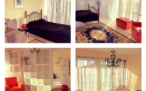 Furnished room granny flat for rent
