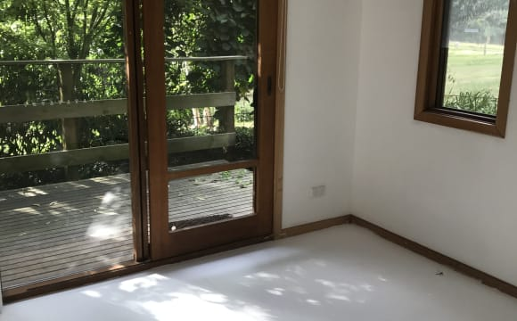 Whole property with 1 room for rent
