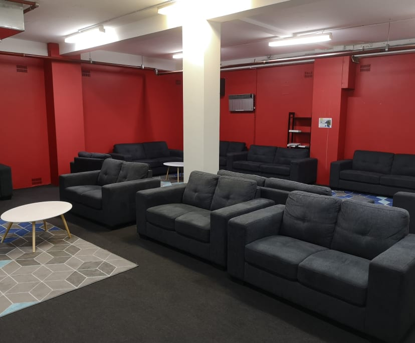 $180-190, Student-accommodation, 2 rooms, King William Street, Adelaide SA 5000, King William Street, Adelaide SA 5000