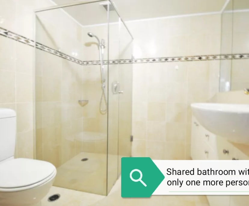 $390, Flatshare, 3 bathrooms, Pitt Street, Sydney NSW 2000