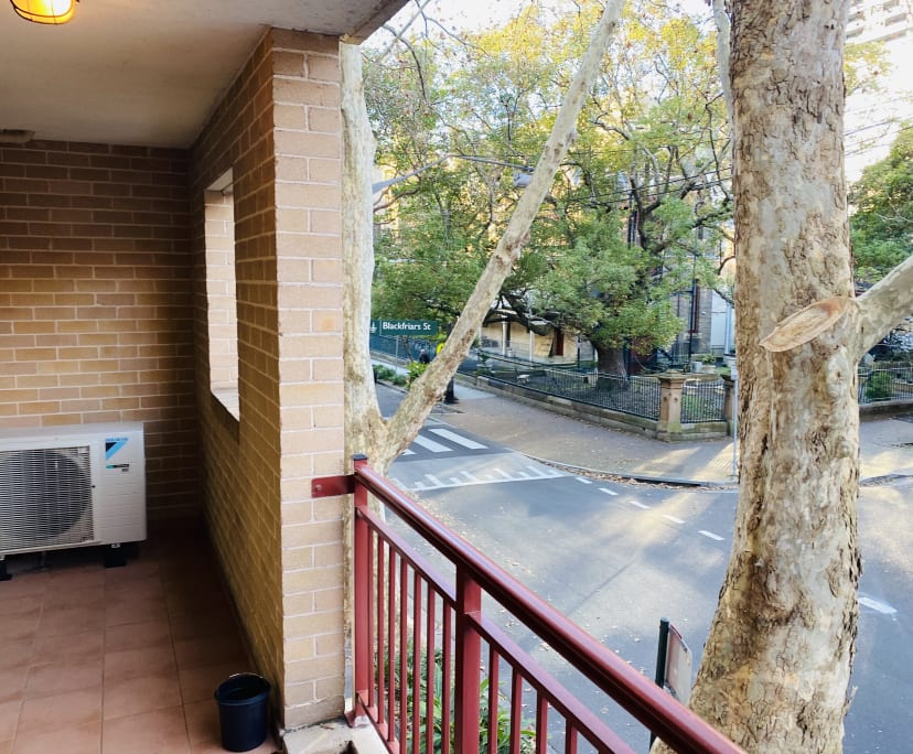 $140, Flatshare, 2 bathrooms, Chippendale NSW 2008