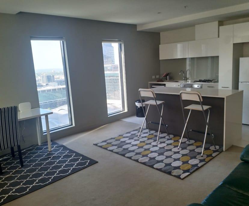 $130-140, Flatshare, 2 rooms, Melbourne VIC 3000, Melbourne VIC 3000