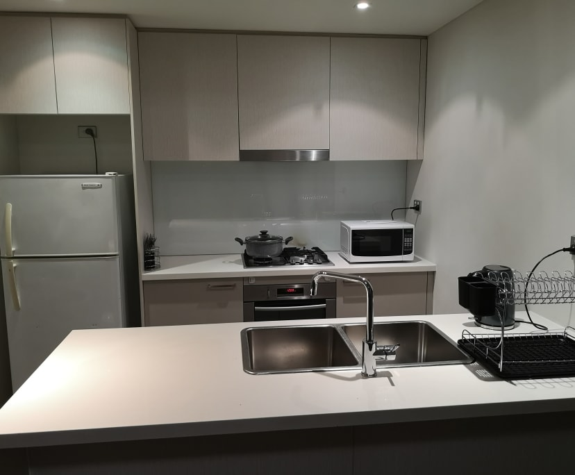 $160, Flatshare, 3 bathrooms, Courallie Avenue, Homebush West NSW 2140