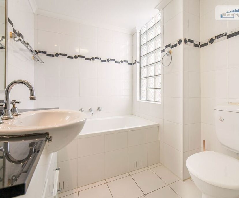 $290, Flatshare, 3 bathrooms, George Street, Sydney NSW 2000