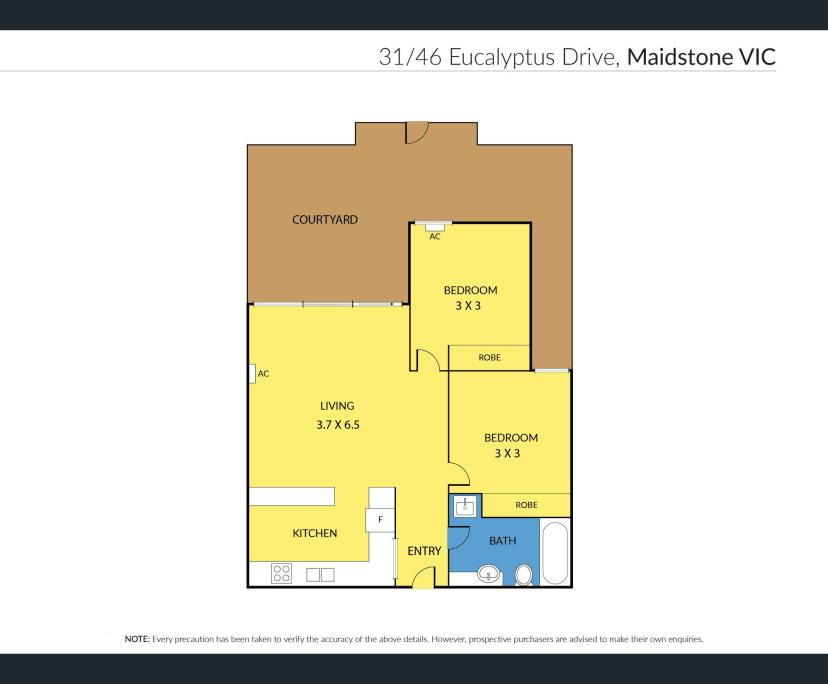 $160, Flatshare, 2 bathrooms, Maidstone VIC 3012