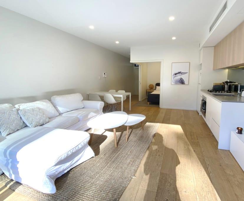 $590, 1-bed, 1 bathroom, McEvoy Street, Waterloo NSW 2017
