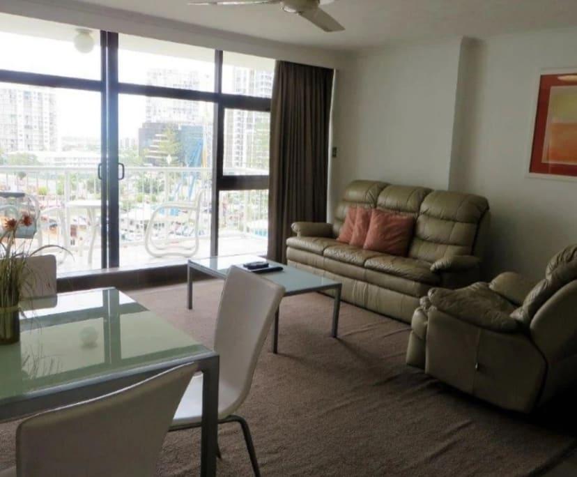 $100-175, Share-house, 2 rooms, Watson Esplanade, Surfers Paradise QLD 4217, Watson Esplanade, Surfers Paradise QLD 4217