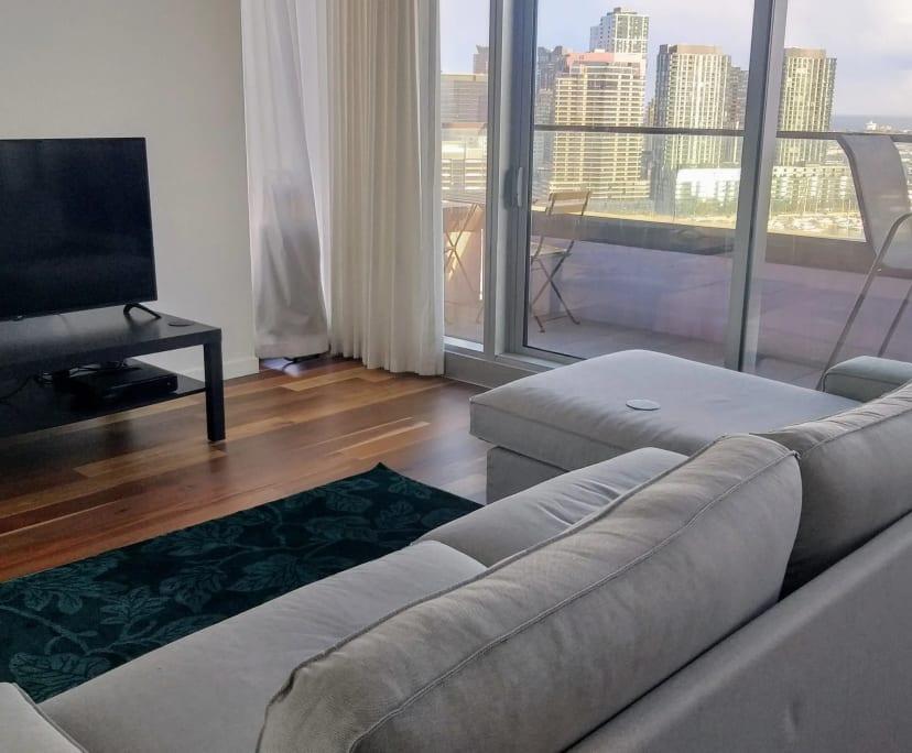 $296, Flatshare, 3 bathrooms, Harbour Esplanade, Docklands VIC 3008