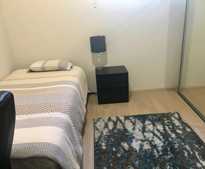 $210, Flatshare, 2 bathrooms, Mandemar Avenue, Homebush West NSW 2140