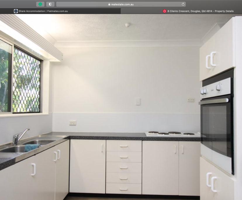 $175-200, Share-house, 2 rooms, Douglas QLD 4814, Douglas QLD 4814