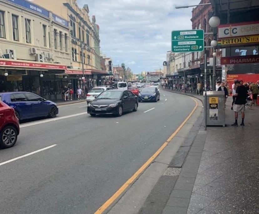 $250, Flatshare, 3 bathrooms, King Street, Newtown NSW 2042