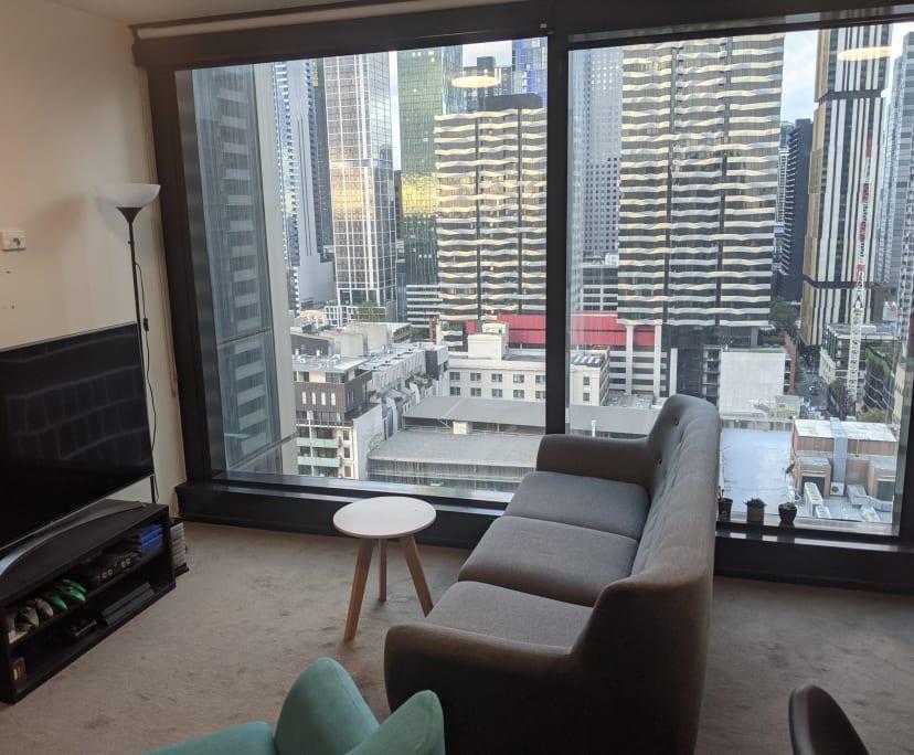 $195, Flatshare, 2 bathrooms, A'Beckett Street, Melbourne VIC 3000
