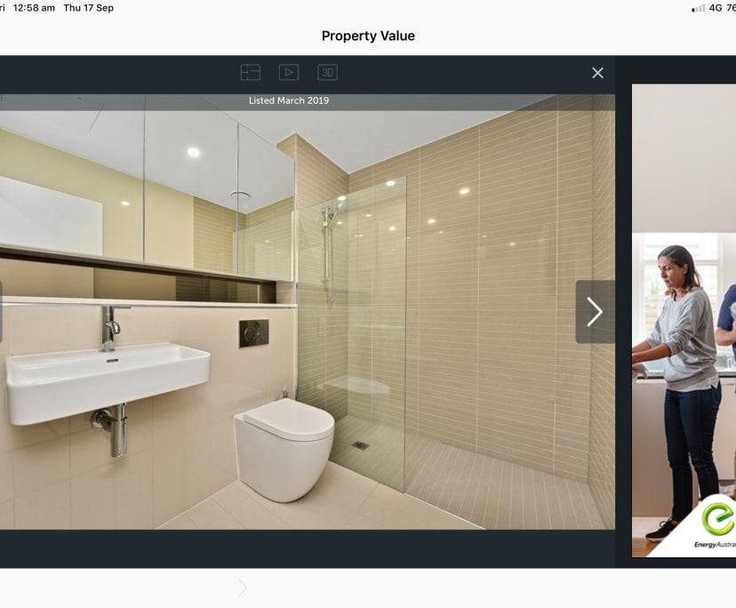 $250-350, Flatshare, 2 rooms, Zetland NSW 2017, Zetland NSW 2017