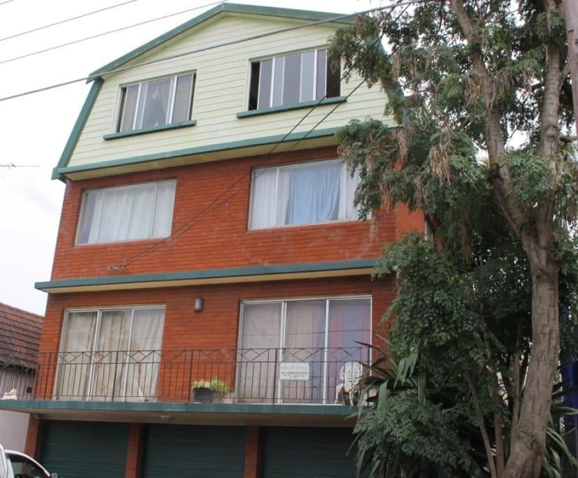 $175, Share-house, 6 bathrooms, Neville Street, Marrickville NSW 2204