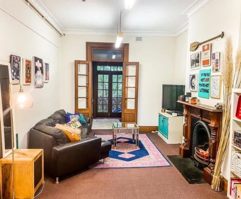 $225, Flatshare, 3 bathrooms, Chippendale NSW 2008