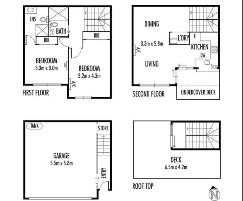 $250, Share-house, 2 bathrooms, Northcote VIC 3070