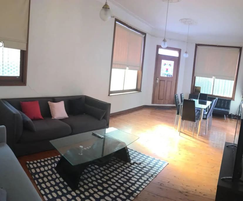 $290, Share-house, 3 bathrooms, Gowrie Street, Newtown NSW 2042
