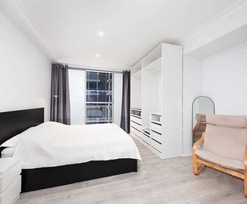 $580, Whole-property, 1 bathroom, Castlereagh Street, Sydney NSW 2000