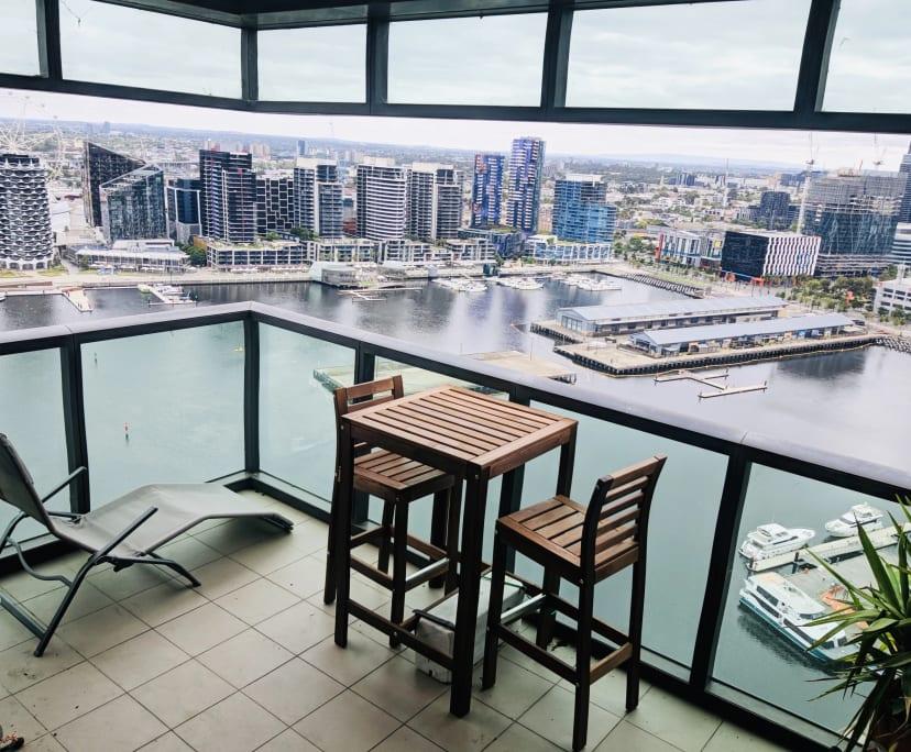 $300, Flatshare, 2 bathrooms, Waterside Place, Docklands VIC 3008